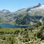 Lacs d'Aumar et d'Aubert et pic de Neouvielle