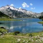 Neouvielle et lac d aubert