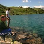 La pêche à Bastan