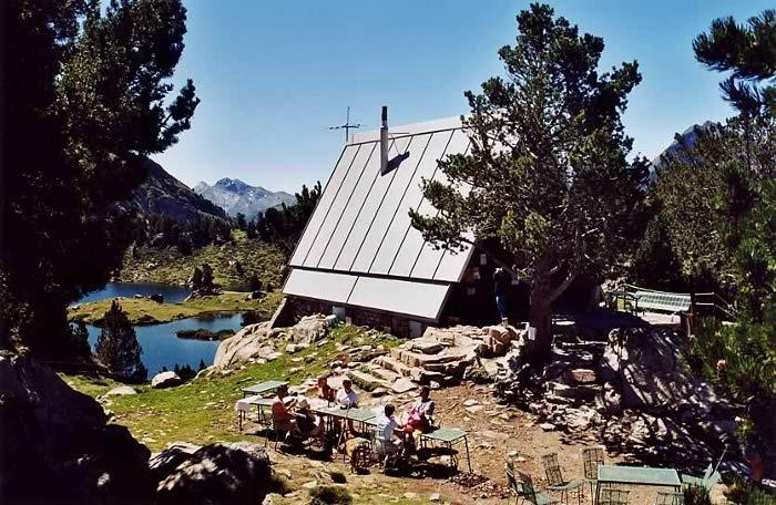 Refuge des Pyrénées - Le Bastan -